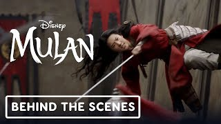 Disney's Mulan (2020) - Official Stunts Clip by IGN