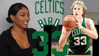 Video New NBA Fan Reacts to Larry Bird Basketball Highlights MP3, 3GP, MP4, WEBM, AVI, FLV September 2019