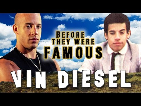 VIN DIESEL | BEFORE THEY WERE FAMOUS