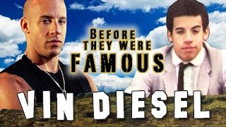 Nonton VIN DIESEL - Before They Were Famous Film Subtitle Indonesia Streaming Movie Download