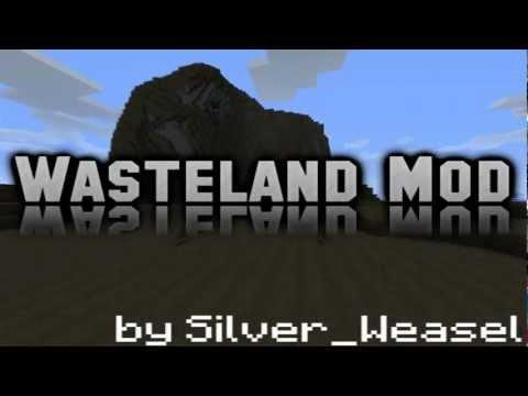 Wasteland Map Minecraft