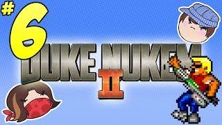 Duke Nukem II: No Mercy - PART 6 - Steam Train