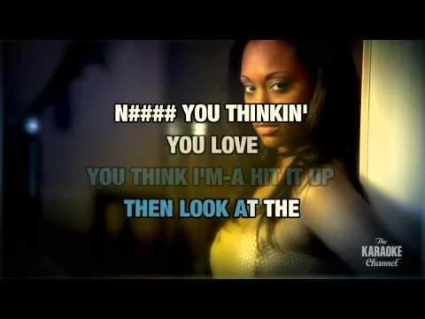 Between Me And You : Ja Rule feat. Christina Milian | Karaoke with Lyrics