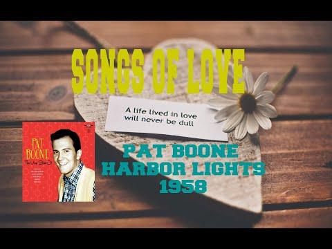 Tekst piosenki Pat Boone - Harbor Lights po polsku