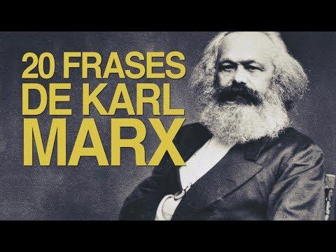 Poemas cortos - 20 Frases de Karl Marx  Creador de ideología marxista