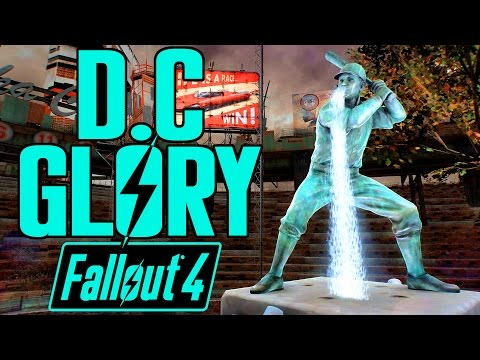 Fallout 4 - D.C Glory! - COOL DIAMOND CITY OVERHAUL - Xbox, PS4, & PC MOD