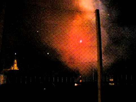 explosão em barra do rio azul rs