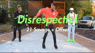 Download Lagu 21 Savage & Offset - Disrespectful (Official NRG Video) Mp3