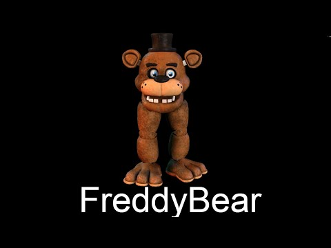 Hamburger meme buts its Freddy Fazbear