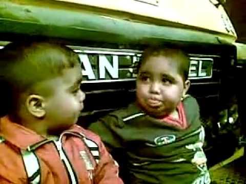 اطفال عراقيين عفطية