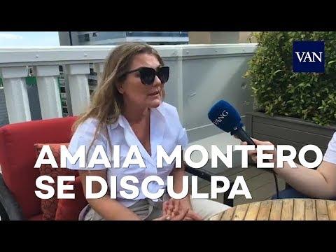 """Amaia Montero: """"El que me ha querido hacer daño lo ha conseguido"""""""