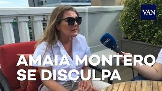 """Video Amaia Montero: """"El que me ha querido hacer daño lo ha conseguido"""" MP3, 3GP, MP4, WEBM, AVI, FLV Juni 2018"""