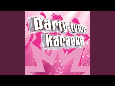 I'm Not A Girl, Not Yet A Woman (Made Popular By Britney Spears) (Karaoke Version)