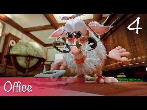 Cartone booba in office episodio 4 cartone per infanzia cartoni