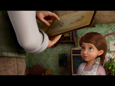 Tinker Bell and the Great Fairy Rescue - Official Trailer