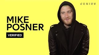 "Video Mike Posner ""I Took A Pill In Ibiza"" Official Lyrics & Meaning 