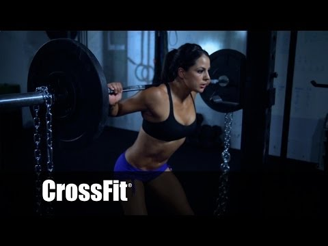 strength - CrossFit can change how a woman both defines beauty and feels about her body, as Rita Benavidez, Jackie Perez, Erin Cianciolo and Andrea Ager discuss in this...