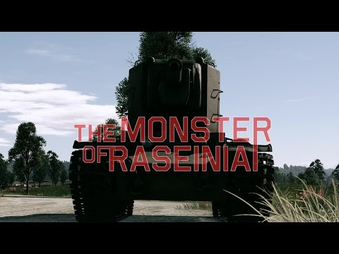 The Monster of Raseiniai