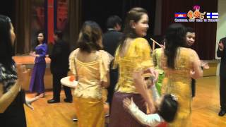 Khmer Culture - Cambodia new year 2012 in Helsinki, FINLAND