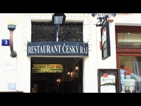 Gurmet #2 - Restaurant Český ráj