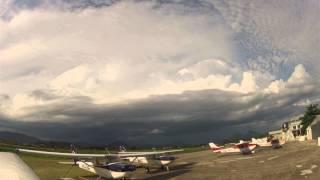 Cumulus Nimbus Time Lapse (CB)