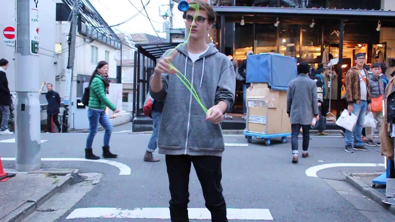Zach Gormley / Scout / 2 #yoyoskills