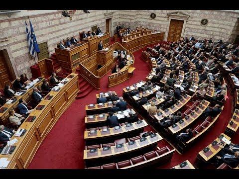 Ομιλία στη συζήτηση της Βουλής για την ψήφιση φοροελαφρύνσεων πολιτών και επιχειρήσεων