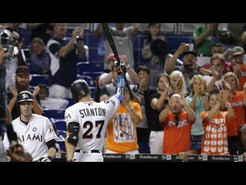 Video: Tim and Sid: Will the Marlins trade Stanton?