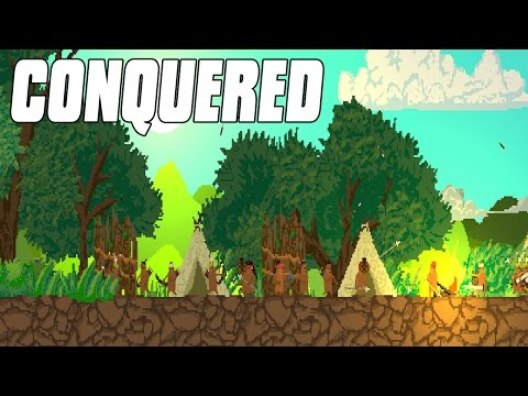 Conquered Gameplay - Native American Kingdom