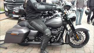 8. 2017 Harley-Davidson Road King SOUND (Milwaukee-Eight 107) 102 Hp * see also Playlist