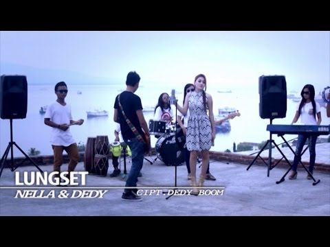 Video Nella Kharisma Ft. Dedy Boom - Lungset - [Official Video] download in MP3, 3GP, MP4, WEBM, AVI, FLV February 2017