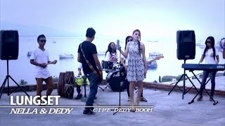 Nella Kharisma Ft. Dedy Boom - Lungset (Official Music Video) Video