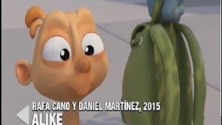 """""""Víctimas de Guernica"""" y """"Alike"""", cortos de animación nominados a los Goya 2016"""
