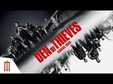 Den of Thieves - Official Trailer