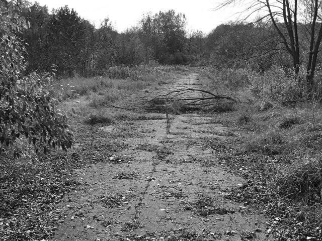 The  Ghost  Road  of  Dugan  Gap
