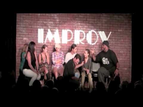 Flip Orley: Just Now -  HYPNO HAND at the Addison Improv Sun 9-30-12