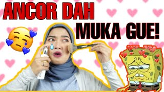 Video MAKEUP ALFABET! PAKE PRIMER PALING TERAKHIR😭 GILA!   Indira Kalistha MP3, 3GP, MP4, WEBM, AVI, FLV Juli 2019