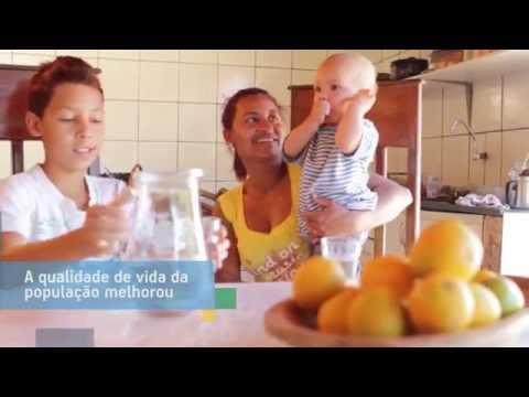 Aécio Neves - São João do Pacuí, maior aumento do IDH do Sudeste