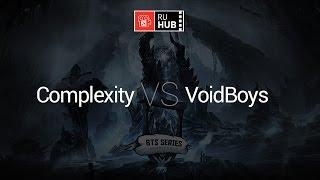 coL vs Voidboy, game 1