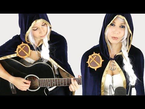 "Laura Bailey  ""Daughter of the Sea"" Cover by Federica Putti"