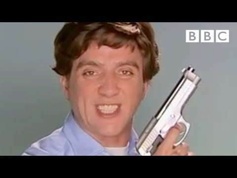 Kitchen Gun - In stores now! 🔫😂 - BBC
