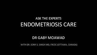 Quality Matters in Endometriosis Care