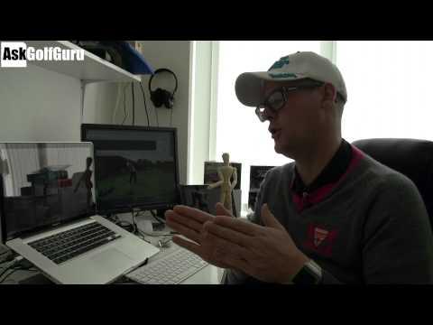 Golf Swing Hand Path Club Path Tips