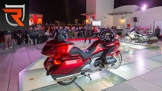 6. 2018 Honda Gold Wing Tour First Look Preview Video | Riders Domain