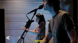 Gotye feat Kimbra - Somebody That I Used To Know (Legendas Pt/Eng)