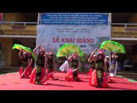 Múa - Con rồng Việt Nam (KG 2018 -2019)