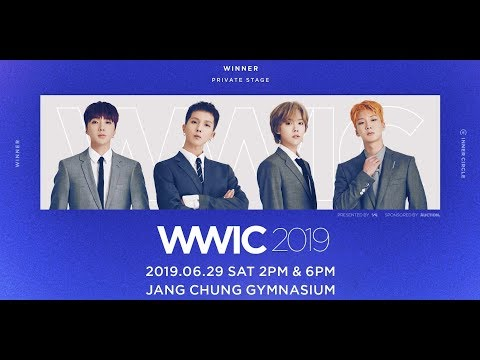 WINNER - 'PRIVATE STAGE [WWIC2019]' SPOT