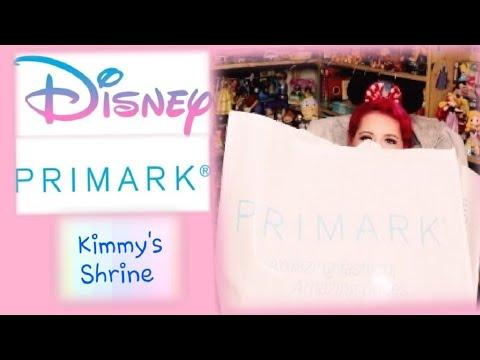 Disney Primark Haul, May 2019