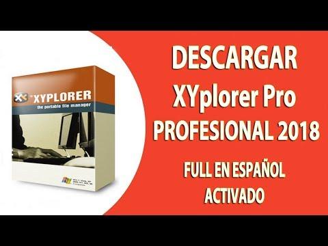 XYplorer Pro 2019/ administre sus archivos y carpetas de una manera mas sencilla
