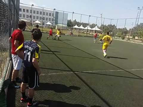 qafqaz futbol Edication faculty team 4 (видео)